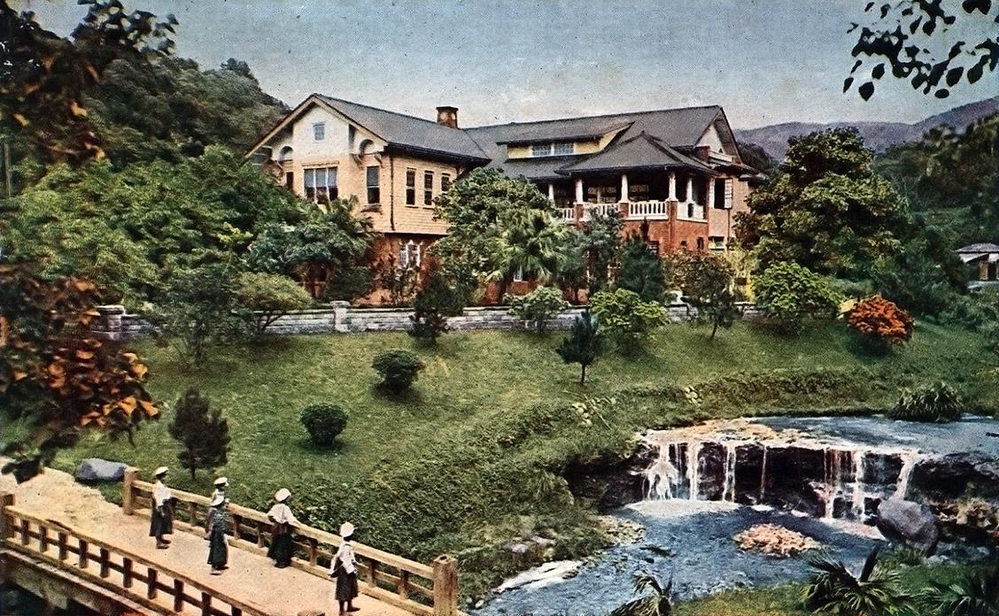 1930北投公共浴場