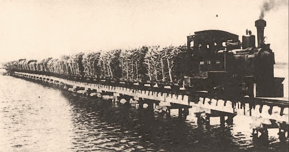 日本時代糖業小火車