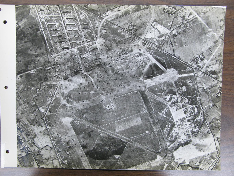 中美盟軍轟炸新竹飛行場– 台灣回...