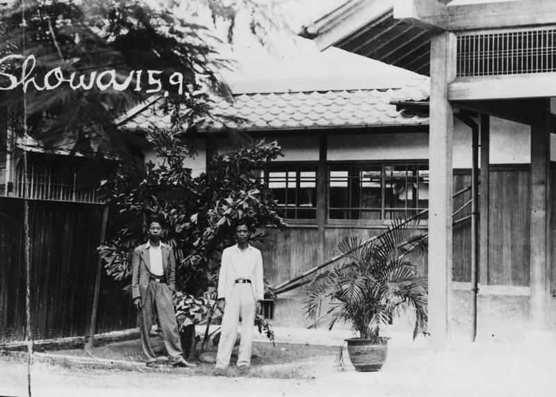 虎尾糖廠宿舍