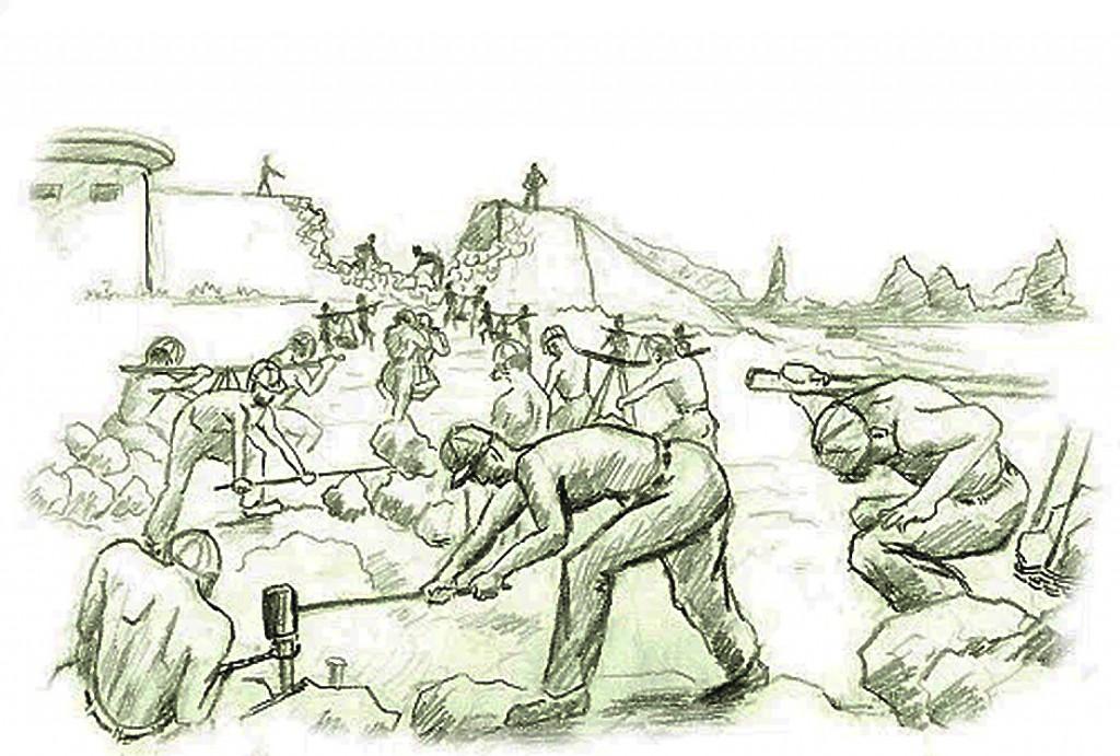 被監禁的奴隸如何逃出生天?