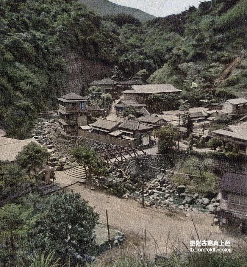 1913.12.14 關仔嶺溫泉公共浴場舉辦落成式