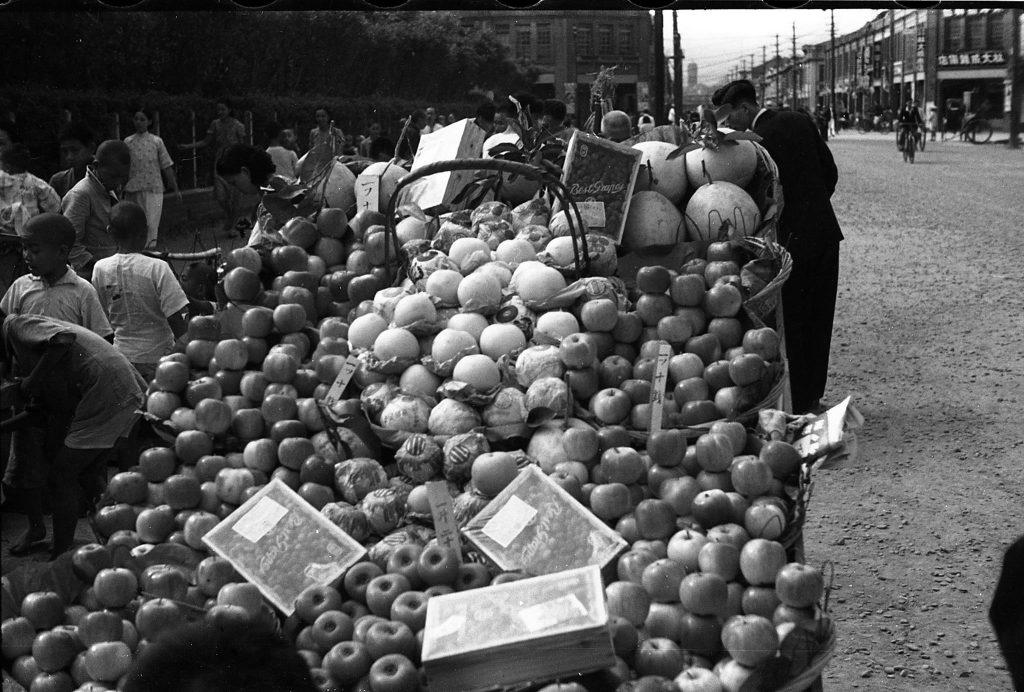 1940年一顆蘋果多少錢?